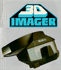 More about the Vectrex 3D Imager